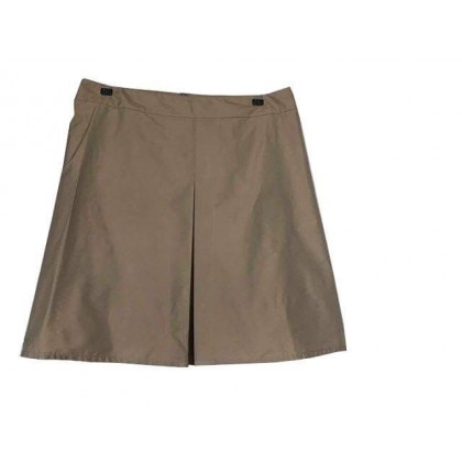 Prada beige skirt size IT 48