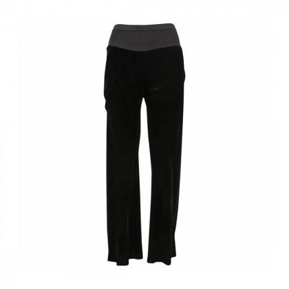RICK OWENS velour trousers
