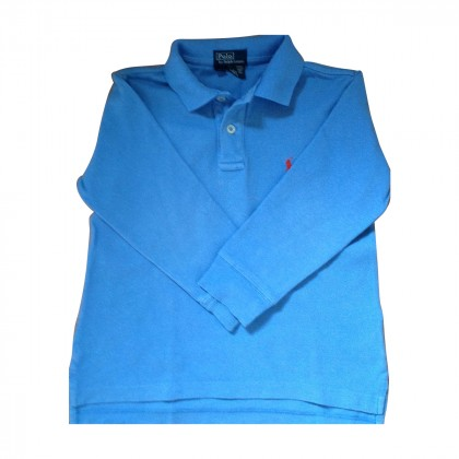 POLO RALPH LAUREN POLO SHIRT FOR BOYS 5Y