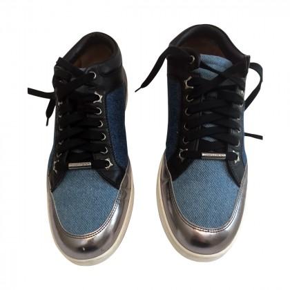 Jimmy Choo  Jeans sneakers