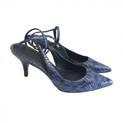 Alexander Wang Blue Sandals