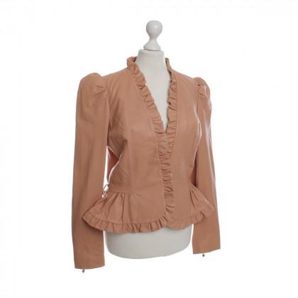 Manoush leather jacket