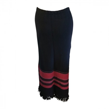 Pinko Brown wool skirt size S