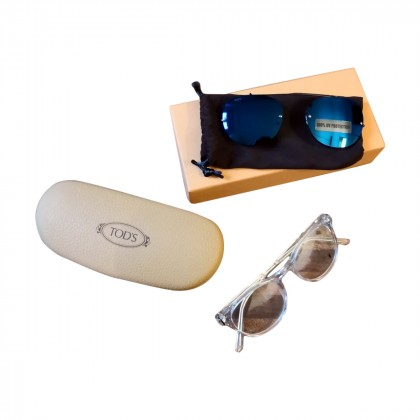 TOD'S EYEGLASSES WITH REMOVABLE SUN LENSES UNISEX MODEL