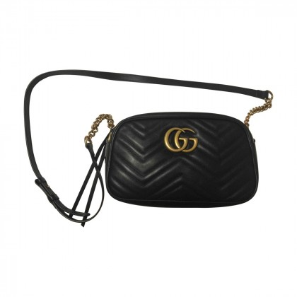 "GUCCI ""MARMONT "" cross body bag"
