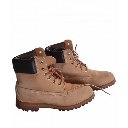 Timberland  6 in ladies lace ups size 8M