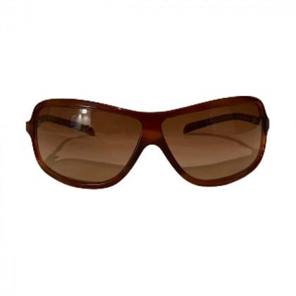 Roberto Cavalli Edipo 90s Original Brown Sunglasses