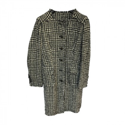 Brooks Brothers Tweed Coat IT40 or size S