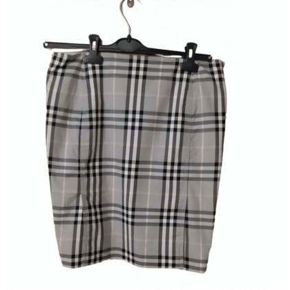 Burberry London mini skirt size IT40