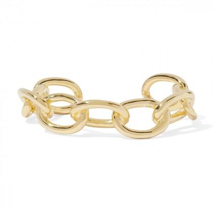Jennifer Fisher gold plated bracelet