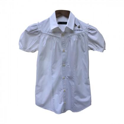 Dsquared2 White Shirt