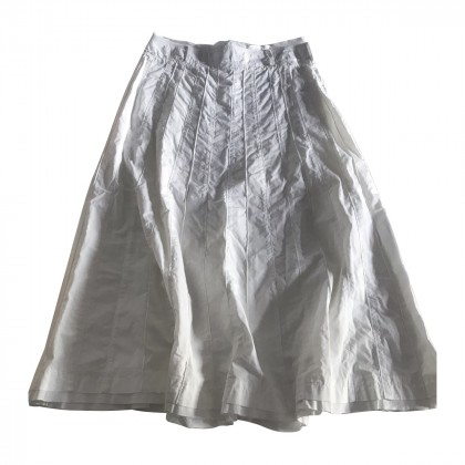 Henry Cotton's White Skirt