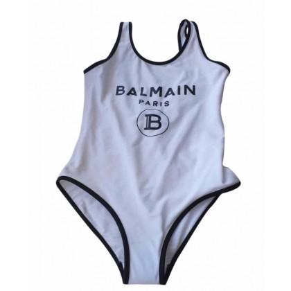 Balmain one piece swimwear brand new size 16A or IT 38