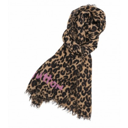 Louis Vuitton Stephen Sprouse Collection cashmere and silk scarf