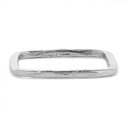 Adina Reyter ring     Silver-tone