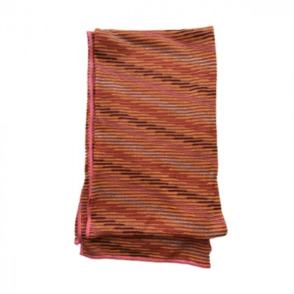 Missoni Sport knitted multicolored Scarf