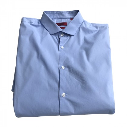 Hugo Boss Blue Shirt size L
