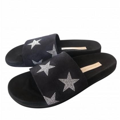 Stella Mc Cartney studded star pattern slides size IT 40