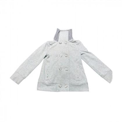 Alouette Color Block Girls Jacket