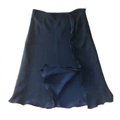 ARMANI COLLEZIONI silk skirt under the knee length IT 40