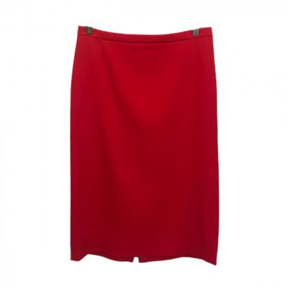 Michael Kors Red skirt size IT44