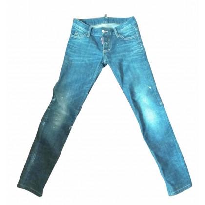 DSQUARED2 straight leg jeans IT36