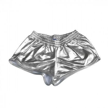Adidas Silver Shorts
