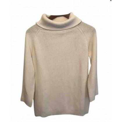 Massimo Dutti White Sweater