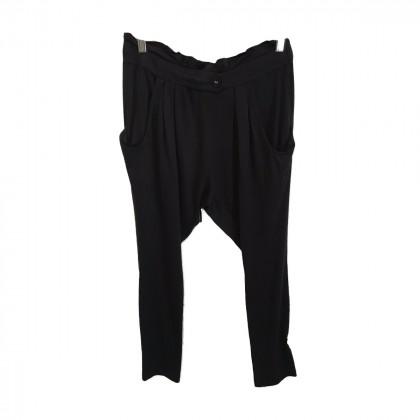 Adidas Stella McCartney black trousers size IT 36