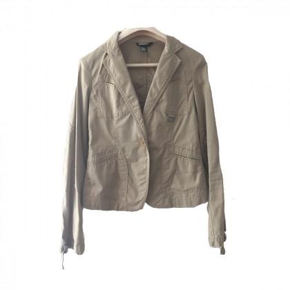 DKNY camel jacket size US 2