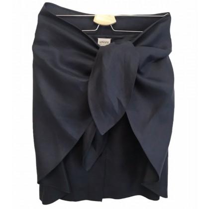 Armani Navy Blue Mini skirt