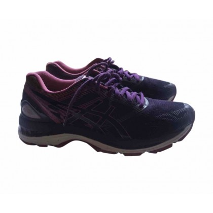 Asics Purple Trainers