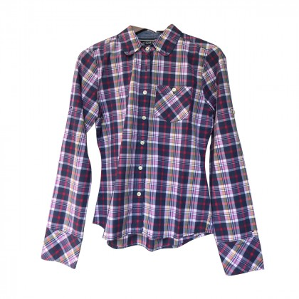 Hilfiger Denim checkered shirt