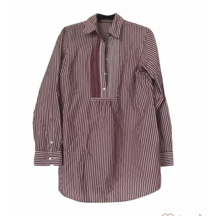 Tommy Hifliger stripped shirt size