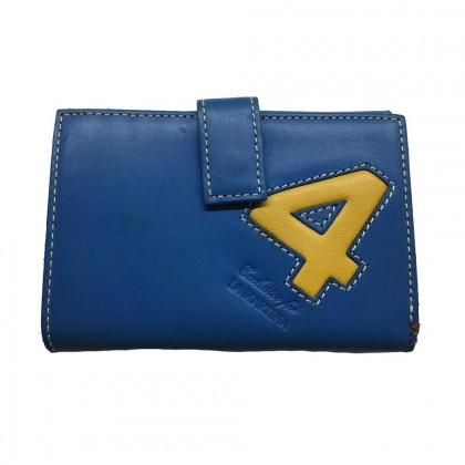 La Martina leather wallet