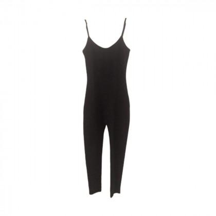 Bdtk black jumpsuit size M