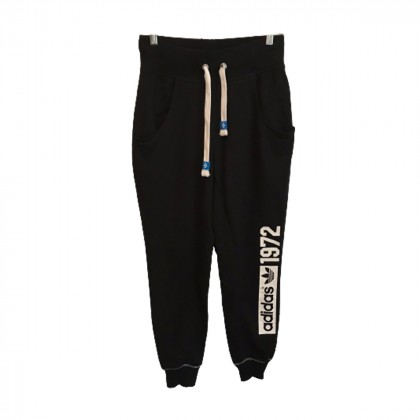 Adidas Black Trousers size IT38