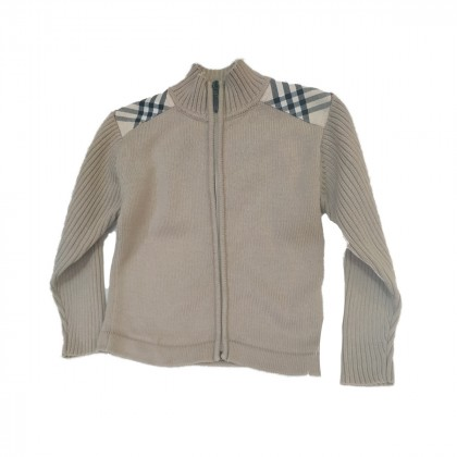 Burberry knitwear cardigan  5Y