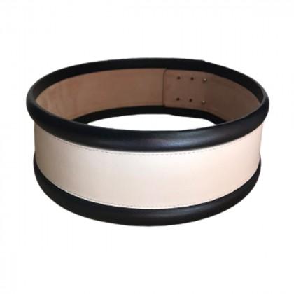 Sportmax Angora white black belt size M