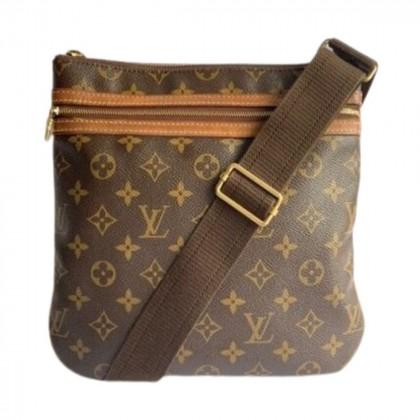 Louis Vuitton Monogram Messenger Bosphore Unisex Bag