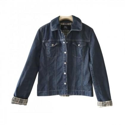 BURBERRY denim jacket size 14