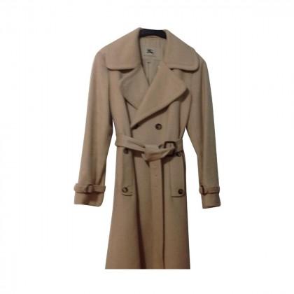 BURBERRY Camelhair coat size UK12