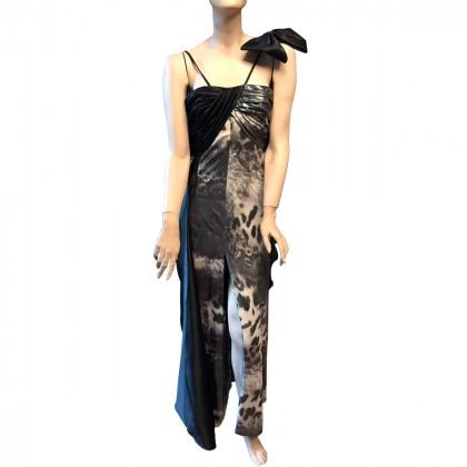 Nikos Takis Haute Couture Evening Dress
