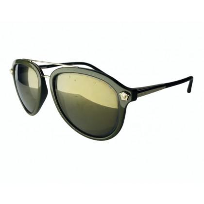 Versace Medusa Aviator sunglasses unisex style