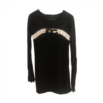 Celyn b. black mini dress size IT44