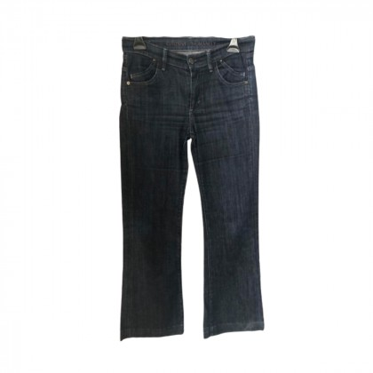 Citizens of Humanity dark blue jeans size 27