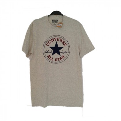 Converse mens grey T-shirt