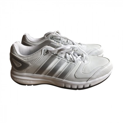 Adidas White trainers