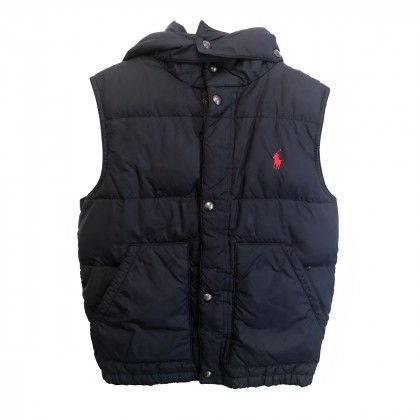 Ralph Lauren kids unisex  Navy Blue  Puffer Jacket size S