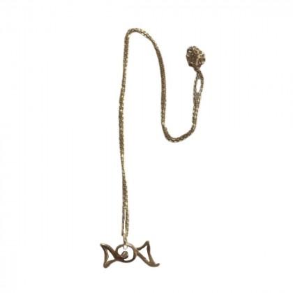 Danellian lucky charm pendant 18K white gold with brilliant retail price 480 euros